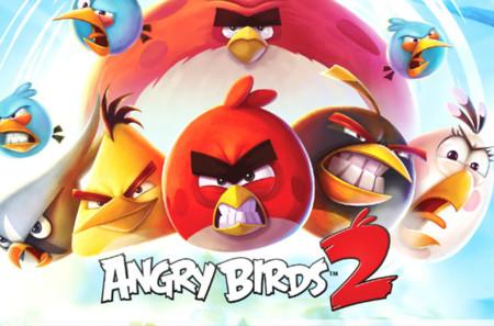 Rovio anuncia Angry Birds 2