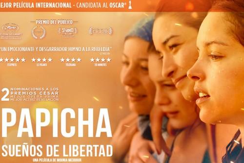 'Papicha, sueños de libertad': el film que representó a Argelia en los Óscar 2020 usa la moda para plasmar una terrible realidad