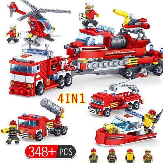 Set bomberos