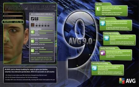 AVG 9.0 ya está disponible