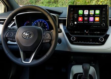 Toyota Corolla Hatchback 2019 2