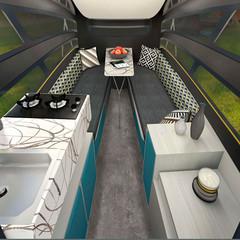 Foto 1 de 9 de la galería carro-caravana-takeoff-de-easy-caravanning en Motorpasión