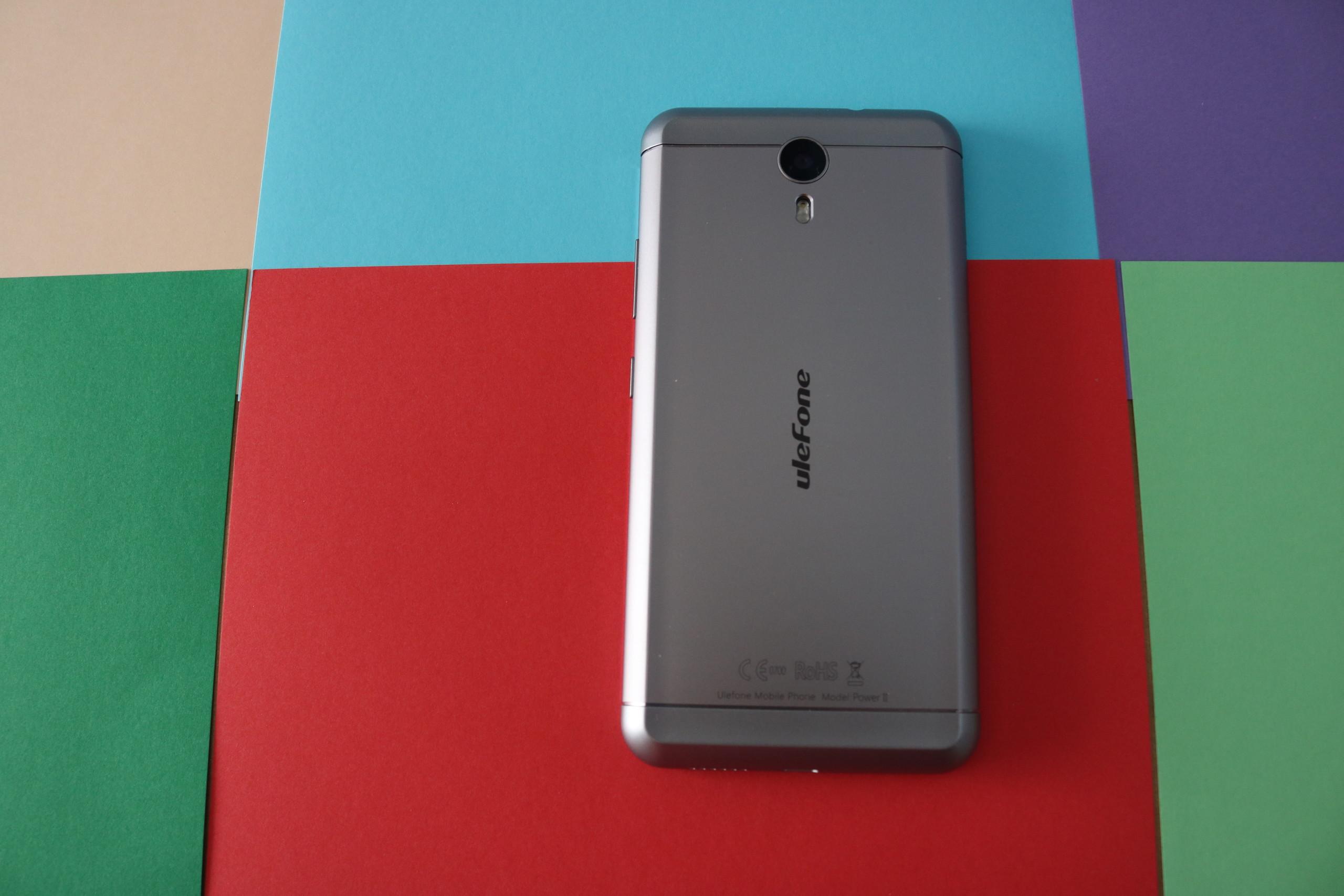 Foto de Diseño Ulefone Power 2 (9/14)