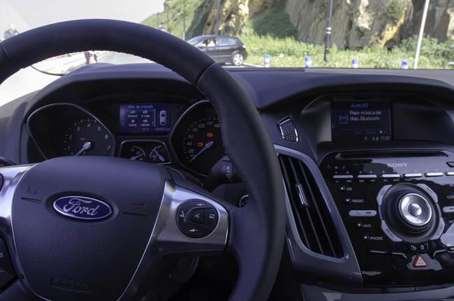 Salpicadero del nuevo Ford Focus