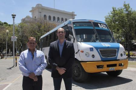 En Guadalajara apuestan por autobuses eléctricos para el transporte público