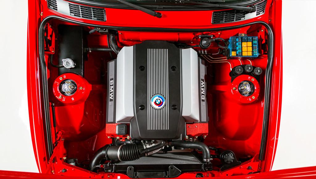 Foto de BMW M3 E30 Detail Wagen (5/5)