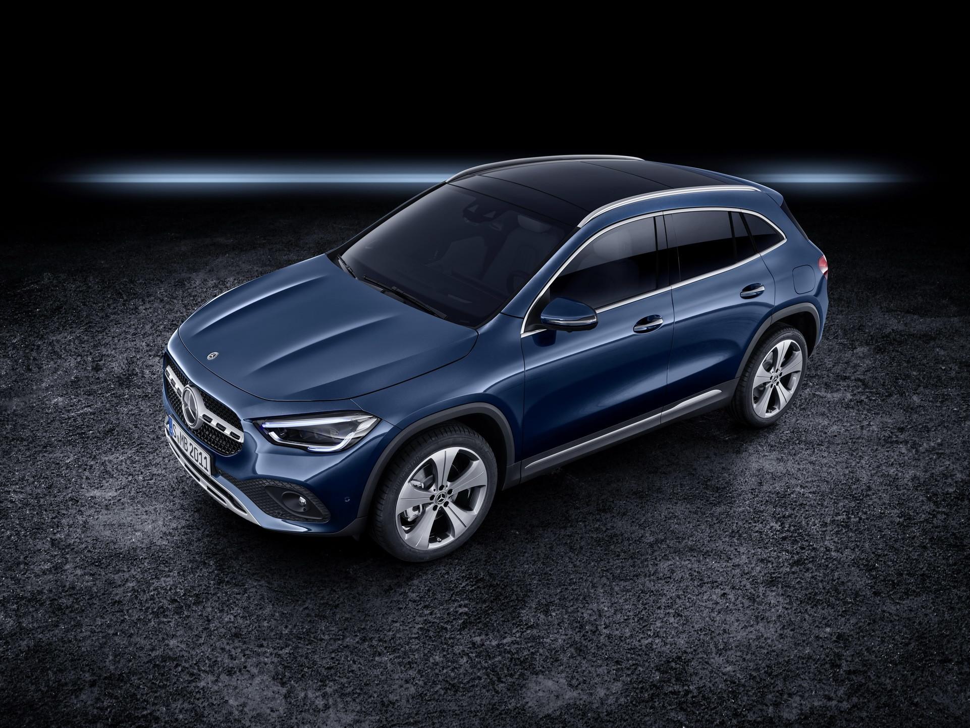 Foto de Mercedes-Benz GLA 2021 (76/103)