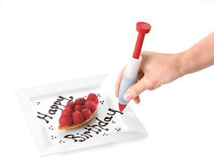 Lápiz para decorar tartas o platos