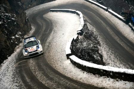 Las mejores imágenes del Rallye de Monte-Carlo