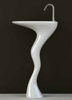 Lavabos de Cenk Kara, un toque de arte para tu baño