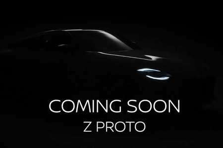 ¡Confirmado! La renovación del Nissan 370Z está en camino: el Nissan Z Proto se desvelará el 16 de septiembre