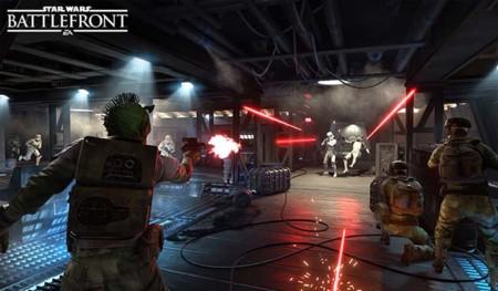 Star Wars Battlefront presenta el Blast Mode con equipos de 10 jugadores
