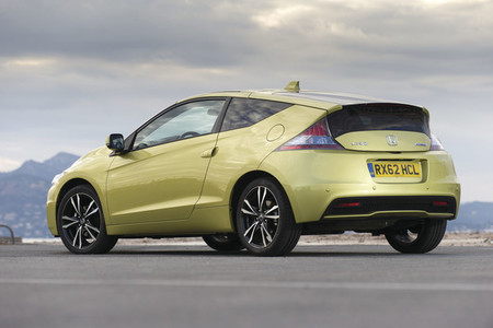 Honda retira del mercado europeo los híbridos Insight y CR-Z