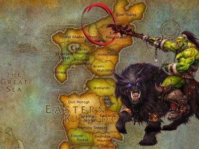 ¿Quieres llegar a la zona escondida de World of Warcraft? Aquí te explicamos cómo