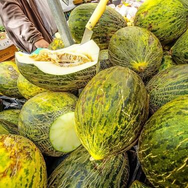 Cómo distinguir un buen melón: las claves para acertar siempre (y los supuestos trucos que no funcionan)