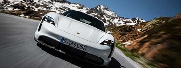 Porsche podría estar preparando una versión GTS para Taycan