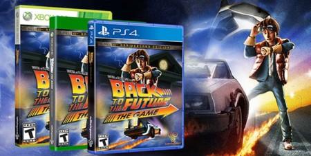 Telltale Games celebra el 30 aniversario de Back to the Future con una nueva edición de su juego