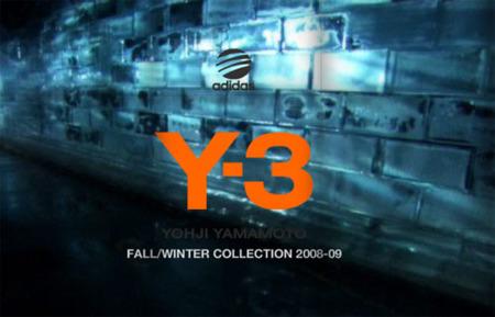 Y-3, colección de zapatillas otoño-invierno 2008/2009
