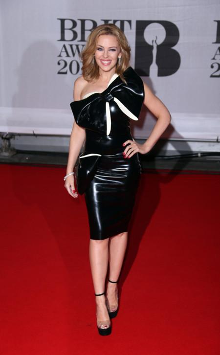 Kylie Minogue Mejor Brit Awards 2014