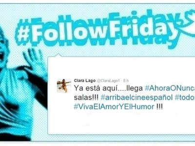 #FollowFriday de Poprosa: famosos de vacaciones, envidia, y nueva peli en cartelera