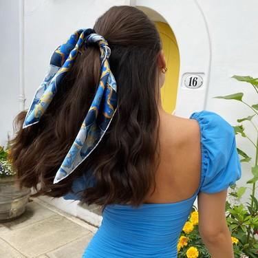 Este spray con ácido hialurónico de Nuggela & Sulé evita que el pelo se encrespe y lo deja súper suave
