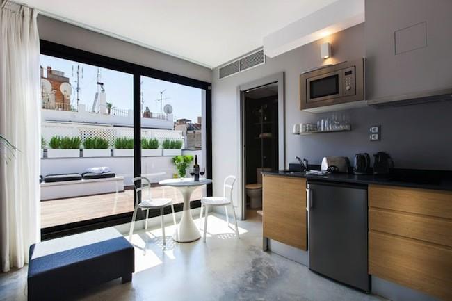 Studio Terrace Aspasios Sitges 22