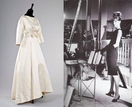 Los vestidos de Audrey Hepburn a subasta
