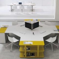 Foto 6 de 6 de la galería coleccion-shi-de-escritorios-para-oficinas en Decoesfera