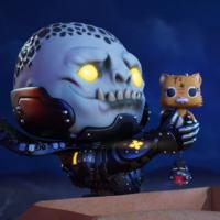Locust, gatetes y el toque Funko en Kitten Around with RAAM, el primer corto animado basado en Gears POP! [E3 2019]
