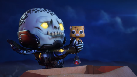 Locust, gatetes y el toque Funko en Kitten Around with RAAM, el primer corto animado basado en Gears POP! [E3 2019]