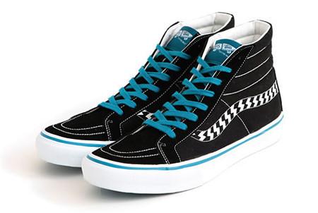 Zapatillas Silas x Vans SK8-Hi