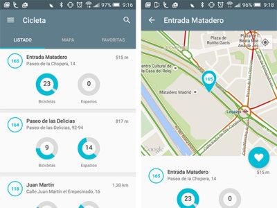 Cicleta es la guía para movernos con BiciMad por Madrid de la forma más sencilla