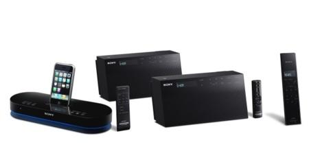 Sony presenta su nueva línea de sistemas de audio Altus