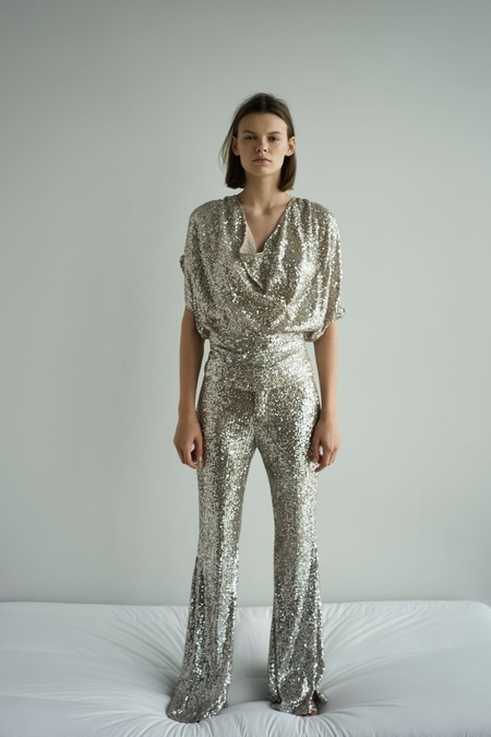 Zara Nueva Coleccion 2019 Lentejuelas 09