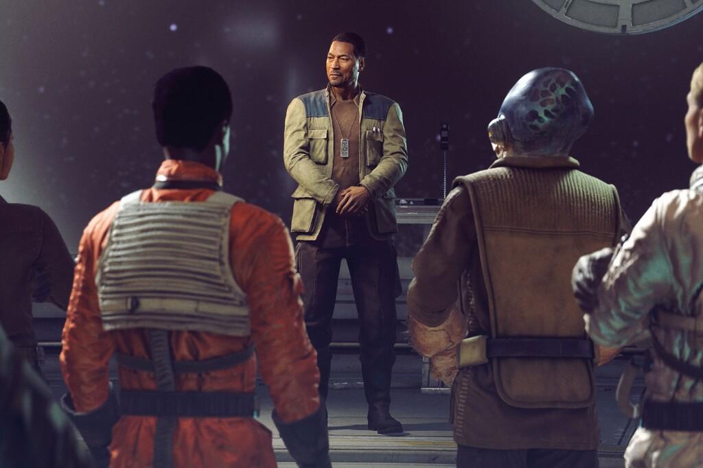Galaxia sin límites: Lucasfilm Games anuncia un juego de mundo abierto de Star Wars en colaboración con Ubisoft