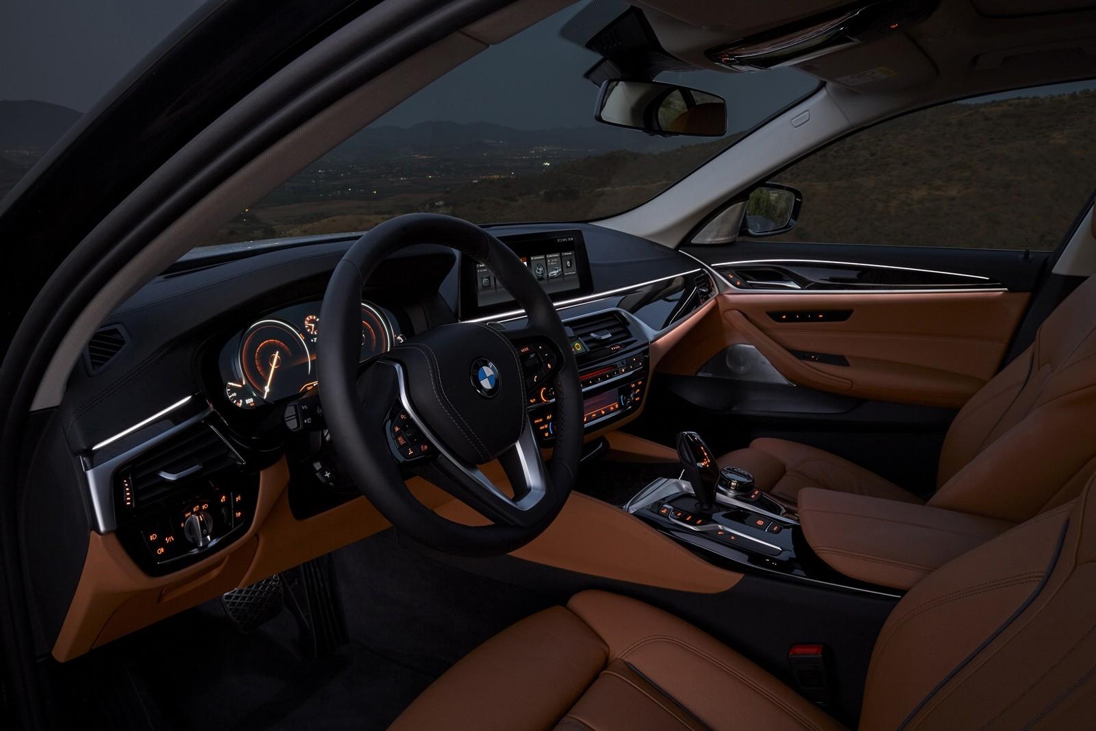 Foto de BMW Serie 5 2017 (121/134)