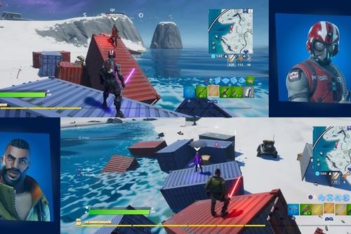 Cómo jugar a pantalla partida en Fortnite paso a paso