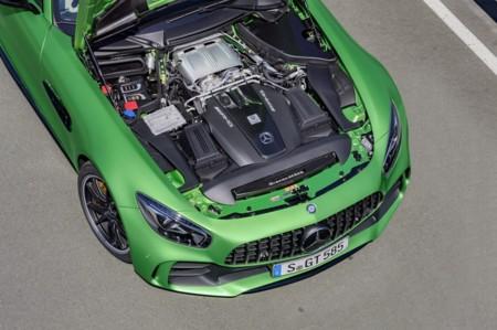 Mercedes Amg Gt R 16