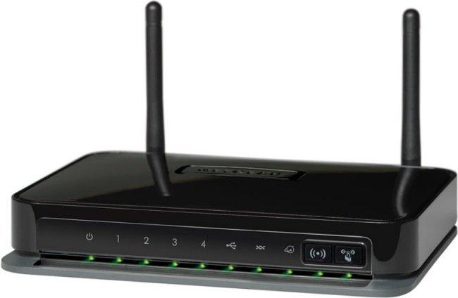 El router Netgear DGN2200M no te dejará tirado nunca