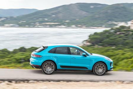 Porsche Macan 2019 lateral