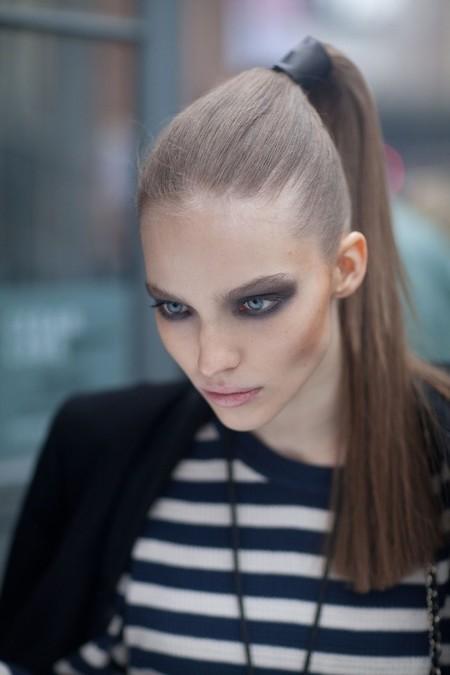 Las new face de la belleza: Sasha Luss