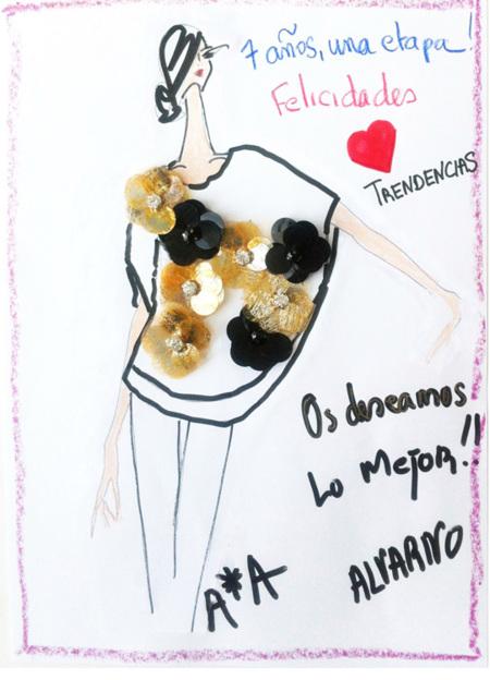 Alvarno felicita a Trendencias por nuestro séptimo aniversario. ¡Gracias por acompañarnos!
