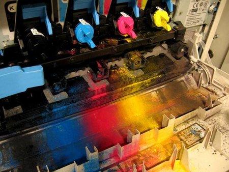 Los consumibles de impresión son un negocio al alza