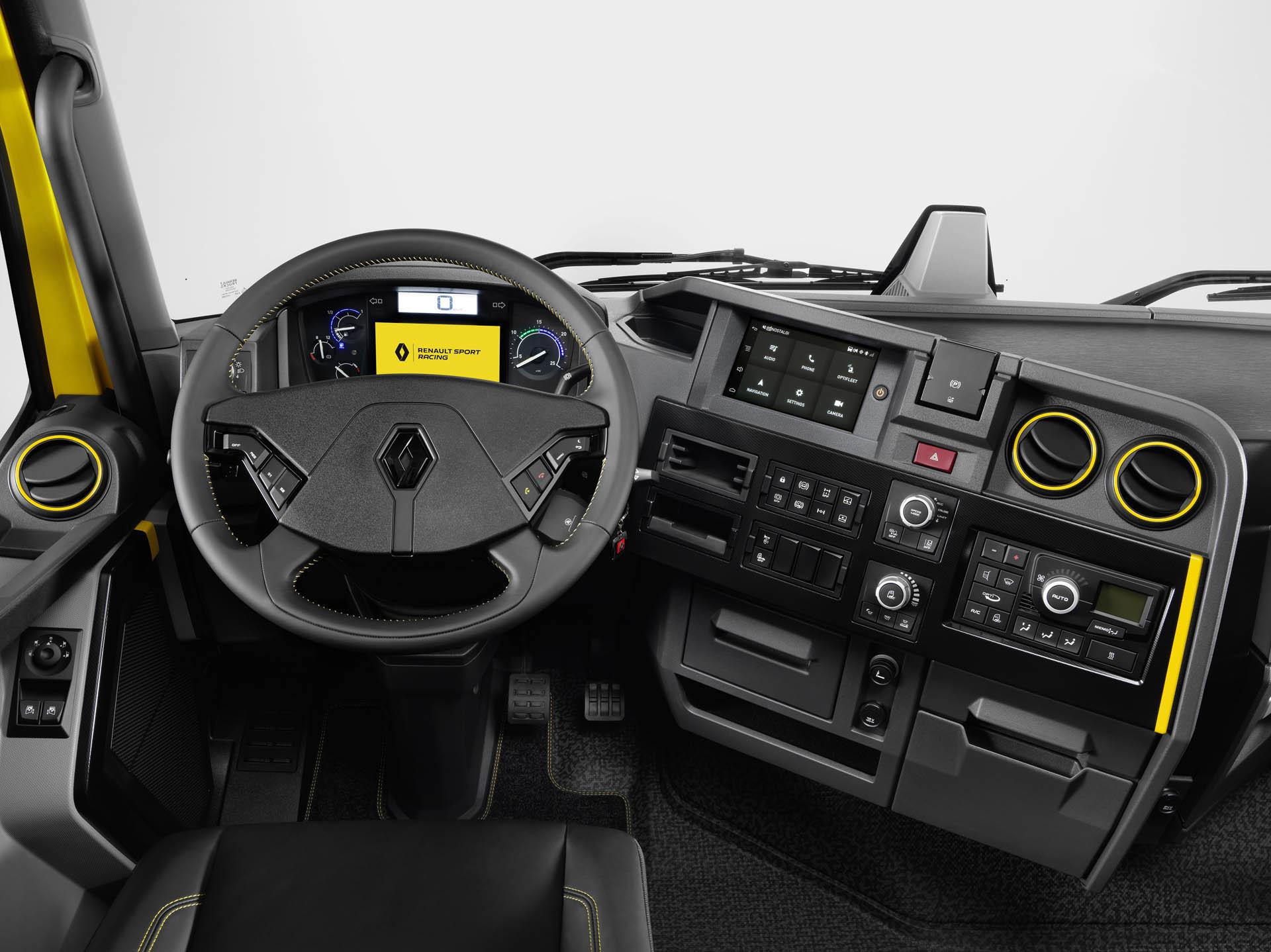 Foto de Renault T High RS Racing Edition (13/14)
