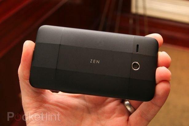Creative Zen Touch 2, un reproductor táctil que también