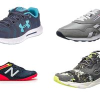Chollos en tallas sueltas de zapatillas New Balance, Under Armour y Reebok por 30 euros o menos en Amazon