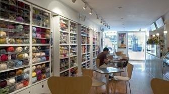 Knitting Cafés: una tendencia en expansión
