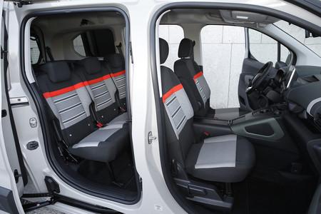 Citroën Berlingo 2020 asientos
