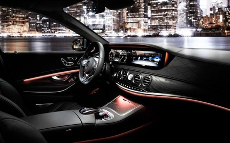 Mercedes Benz Clase S 2018 Teaser