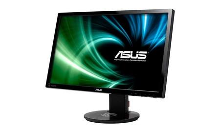 Para jugones, hoy tenemos en Amazon el monitor ASUS VG248QE por 229,99 euros